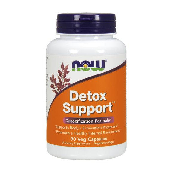 Now Foods Detox Support 90VC - Discontinued
