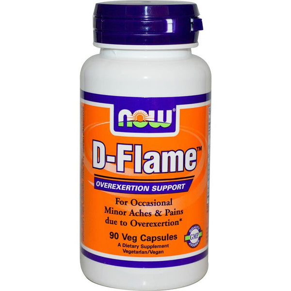 Now Foods D-Flame 90VC