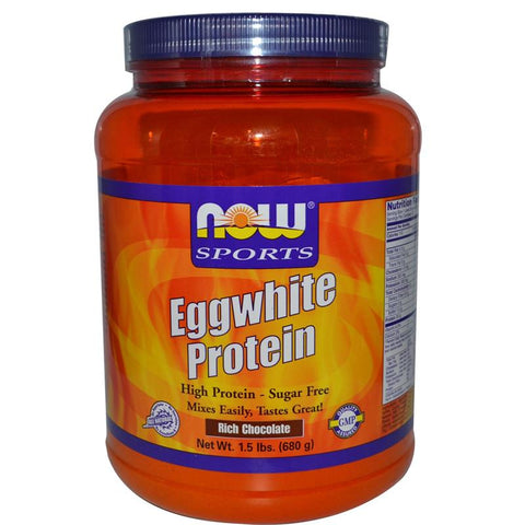 Now Foods Egg white Protein Powder 1.5lbs