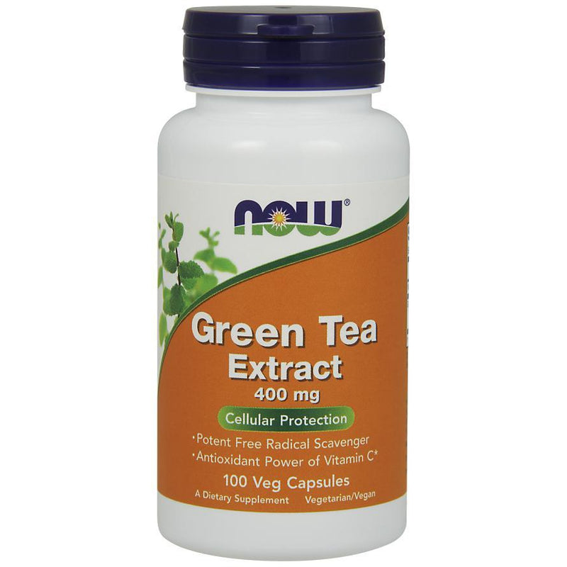 Now Foods Green Tea Extract 400mg 250VC