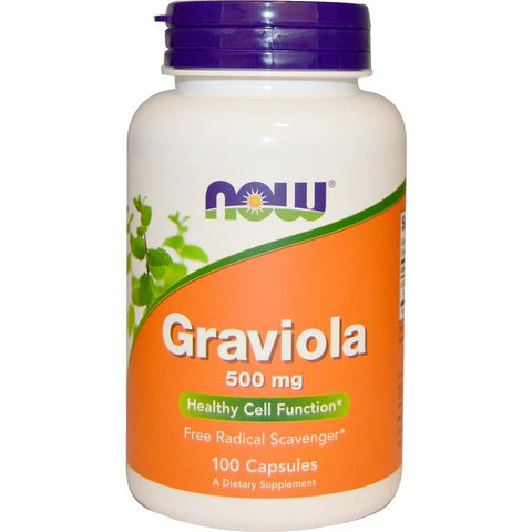 Now Foods Graviola 500mg 100C