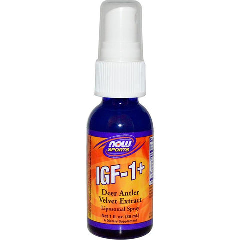 Now Foods IGF-1+ Spray 1oz