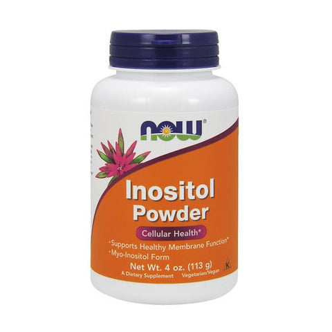 Now Foods Inositol Powder 4oz