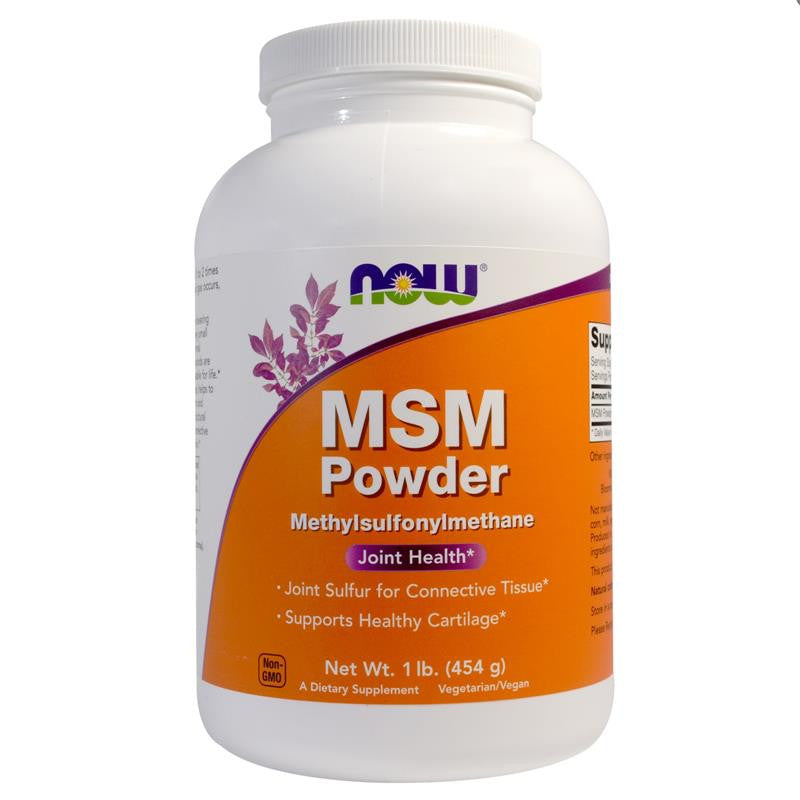 Now Foods MSM Powder 8oz