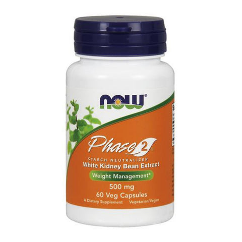 Now Foods Phase 2 500mg 60VC