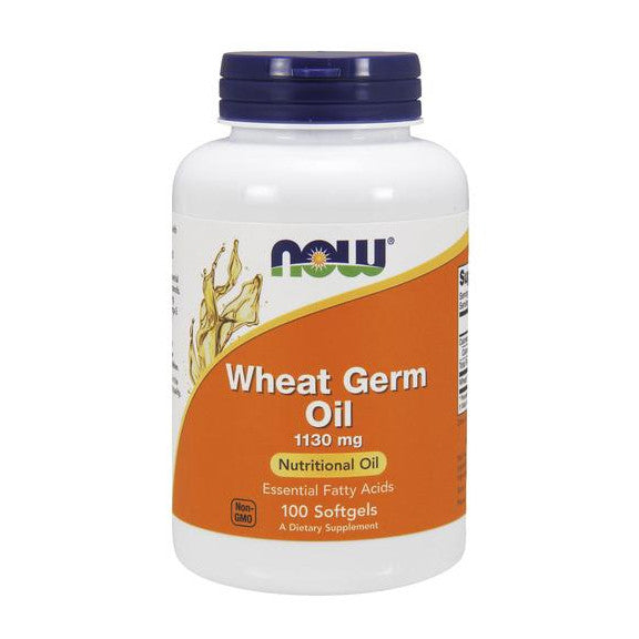 Now Foods Wheat Germ Oil 1130mg 100SG