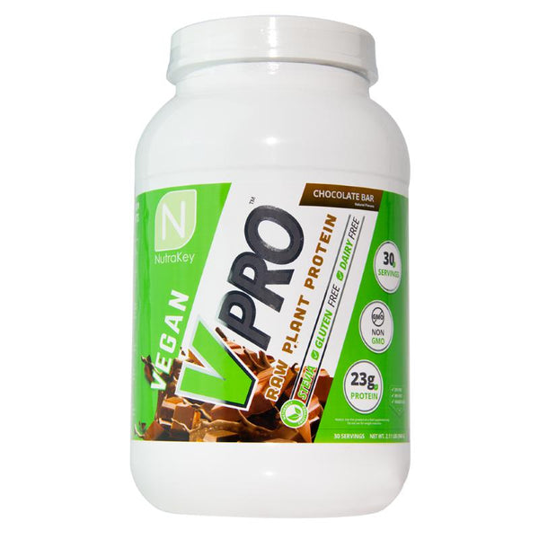 NutraKey V Pro 2lb Chocolate Bar