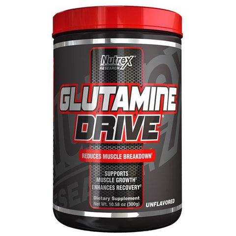 Nutrex Glutamine Drive 60 Serving