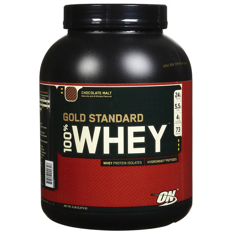 Optimum Nutrition 100% Gold Standard Protein 5 LB
