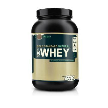 Optimum Nutrition 100% Whey Gold Natural 2LB
