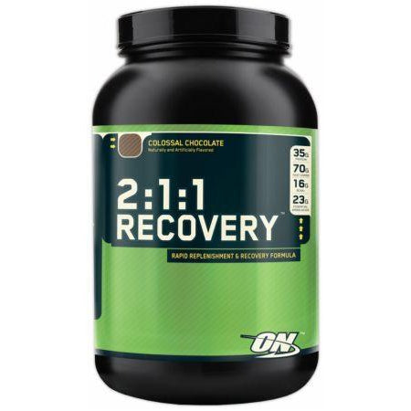 Optimum Nutrition 2:1:1 Recovery Chocolate