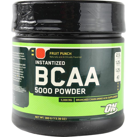 Optimum Nutrition BCAA Instantized Powder 5000 MG  40 Servings