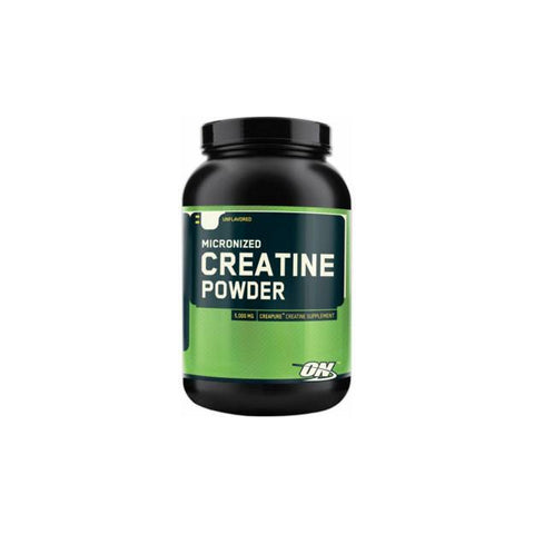 Optimum Nutrition Creatine Powder 120 Servings (600 Gram)