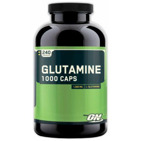 Optimum Nutrition Glutamine 1000MG   120C