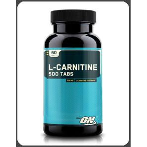 Optimum Nutrition L-Carnitine 500mg 60T