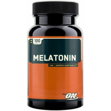 Optimum Nutrition Melatonin 3mg 100T