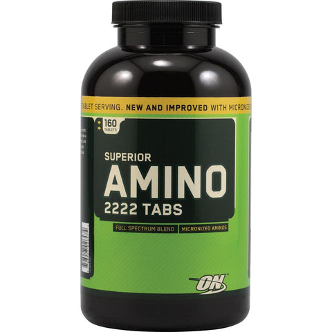 Optimum Nutrition Superior Amino 2222 320T