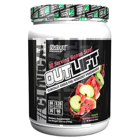Nutrex Outlift 30 Servings