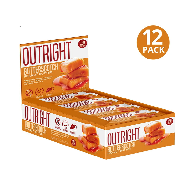 MTS Nutrition Outright Bar Box of 12