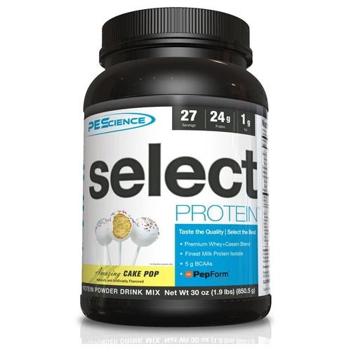 PES Select Protein 2lb Cake Pop