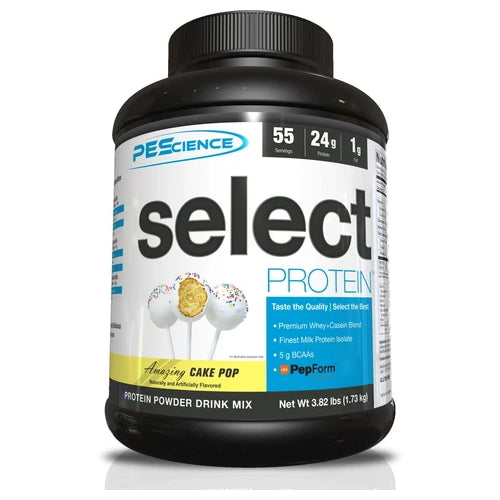 Copy of PES Select Protein 55 Servings Cake Pop