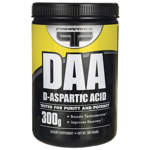 Primaforce DAA (D-Aspartic Acid) 100G