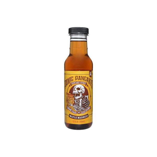 Sinister Labs Panic Pancake Syrup Maple Madness