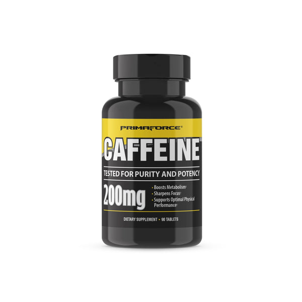 Primaforce Caffeine 200mg 90T