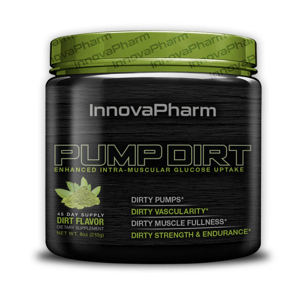 InnovaPharm Pump Dirt Powder