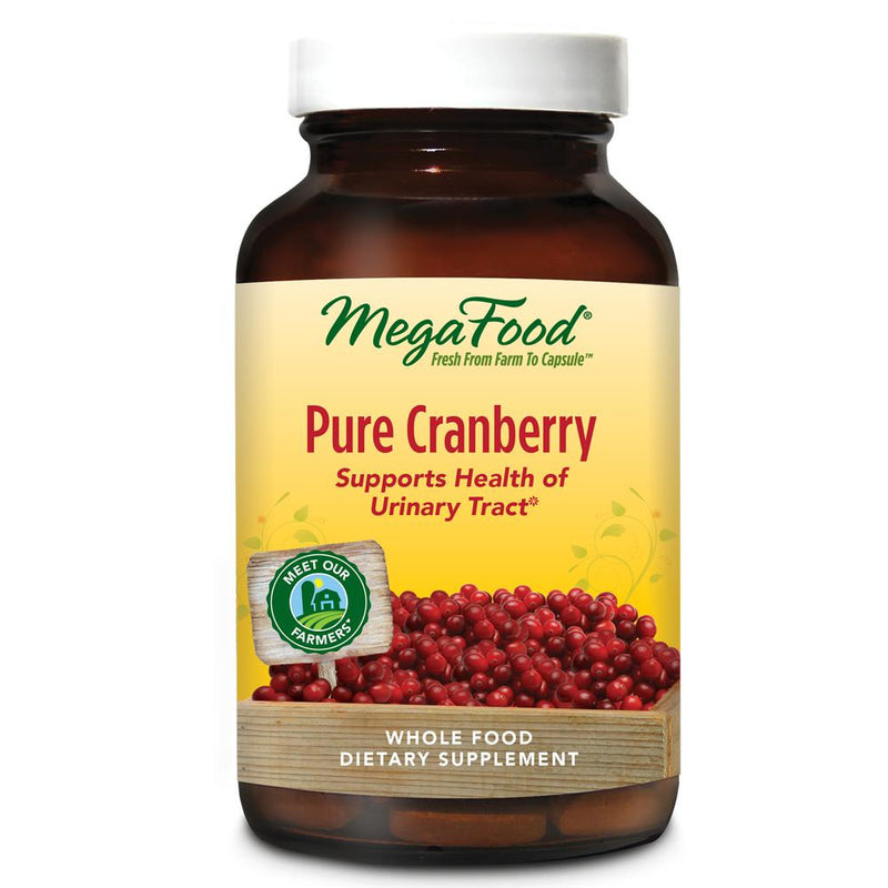 MegaFood Pure Cranberry 60 Tablets