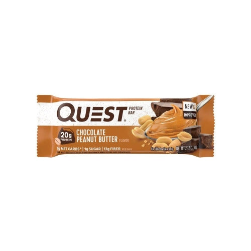 Quest Bar Single Chocolate Peanut Butter