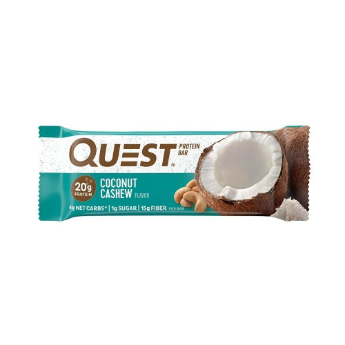 Quest Bar Single Coconut Cashew