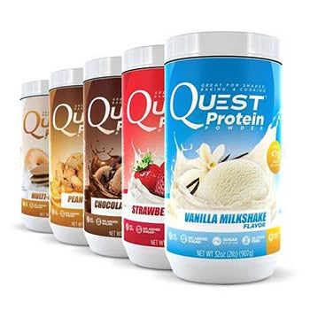 Quest Nutrition Protein Powder 2LB