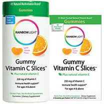 Rainbow Light Gummy Vitamin C Slices 30 Servings