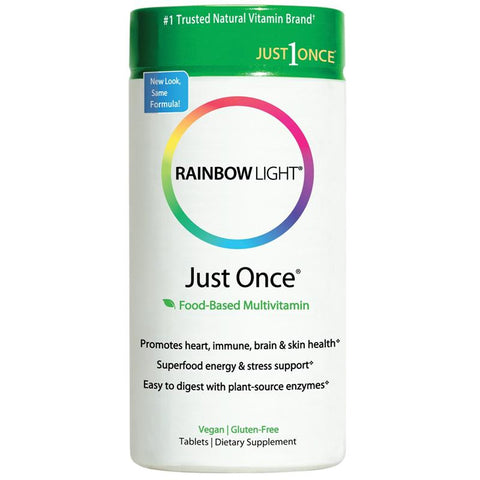 Rainbow Light Just Once Multivitamin 60T