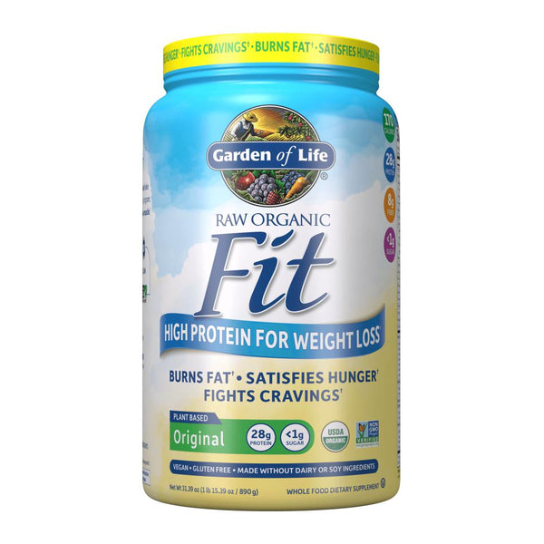 Garden of Life Raw Organic Fit Protein 20 Servings Original