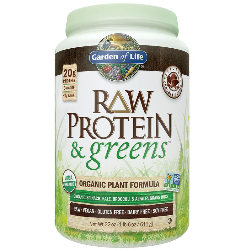 Garden of Life Raw Protein & Greens Chocolate