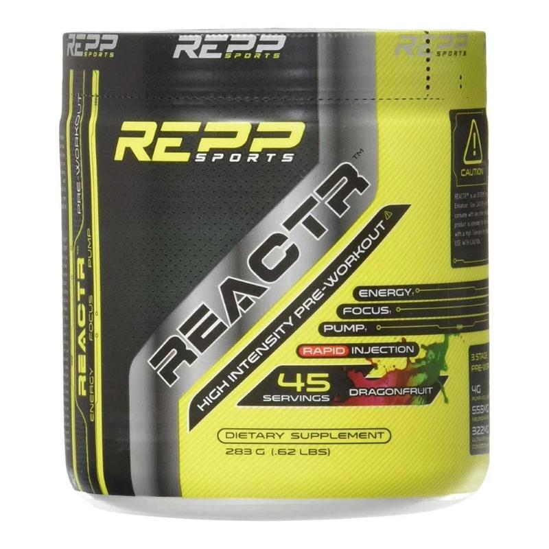 Repp Sports ReactR 45 Servings DragonFruit