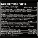 Repp Sports ReactR 45 Servings Supplement Facts