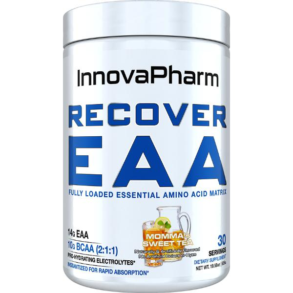 InnovaPharm Recover EAA 30 Servings Momma's Sweet Tea