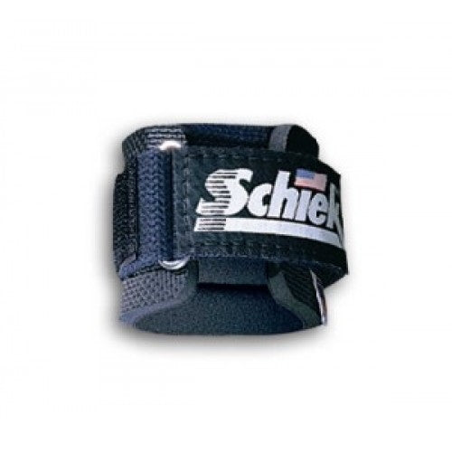 Schiek Sports Model 1100WS Wrist Supports Black