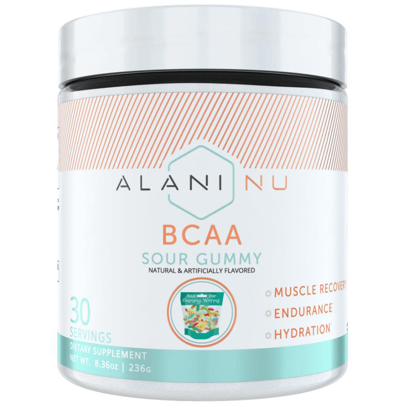Alani Nutriton BCAA 30 Servings Sour Gummy