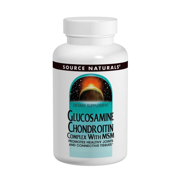 Source Naturals Glucosamine, Chontroitin Complex with MSM