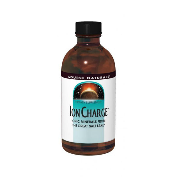 Source Naturals Ion Charge Minerals 4oz