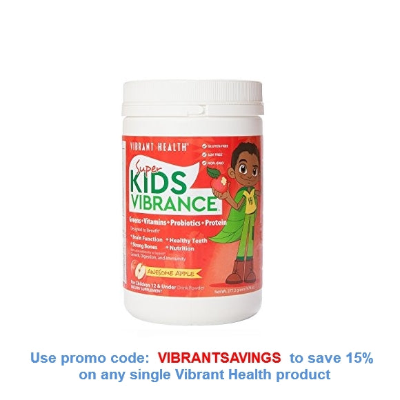 Vibrant Health Super Kids Vibrance Discount