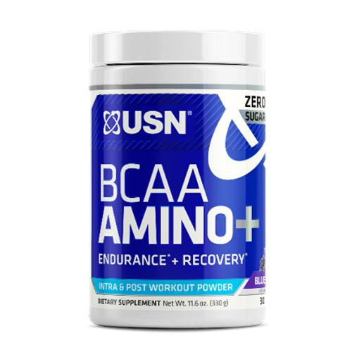 USN BCAA Amino 30 Servings Blue Raspberry