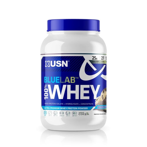 USN Blue Lab Whey 2lb Cookies & Cream
