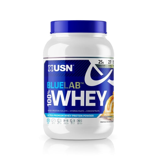 USN Blue Lab Whey 2lb Salted Caramel