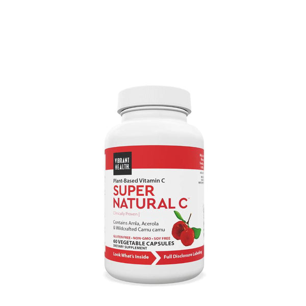 Vibrant Health Super Natural C 60vc