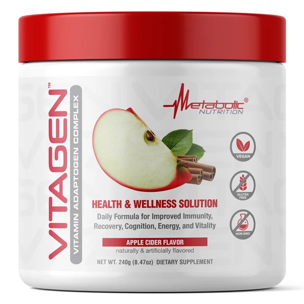 Metabolic Nutrition Vitagen 30 Servings